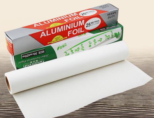 烘焙中锡纸和油纸各自的用途是什么呢?