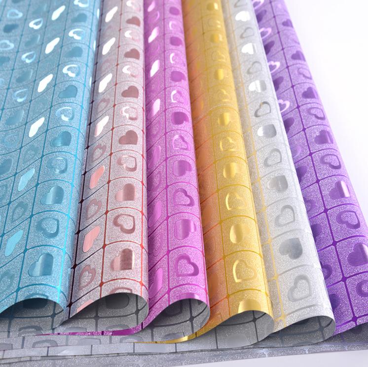 金葱纸/葱粉纸/格利特纸/金粉纸/闪粉纸/闪光纸