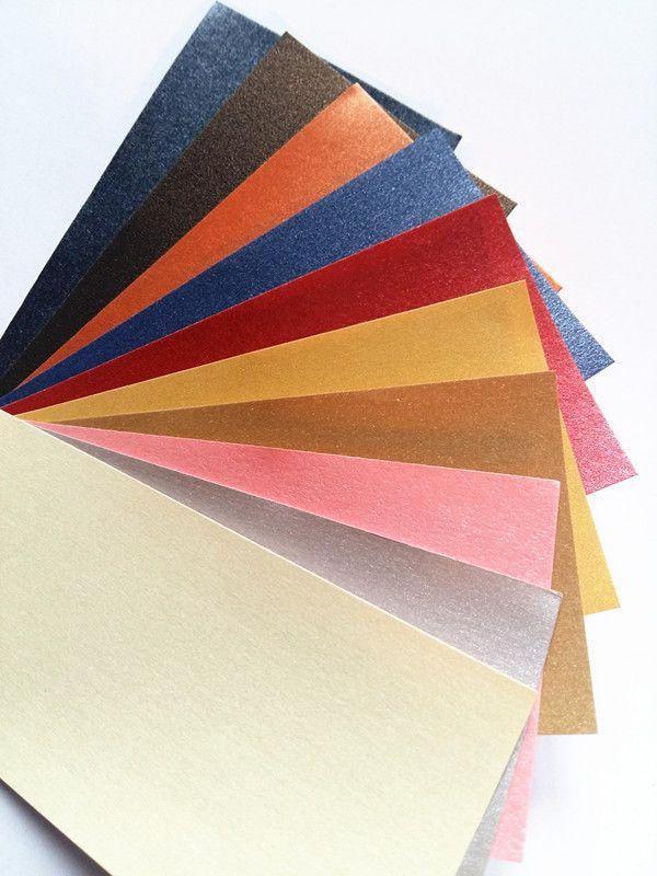 让特种纸为你的设计画面锦上添花