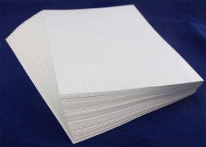 玻璃卡纸和白卡纸的区别