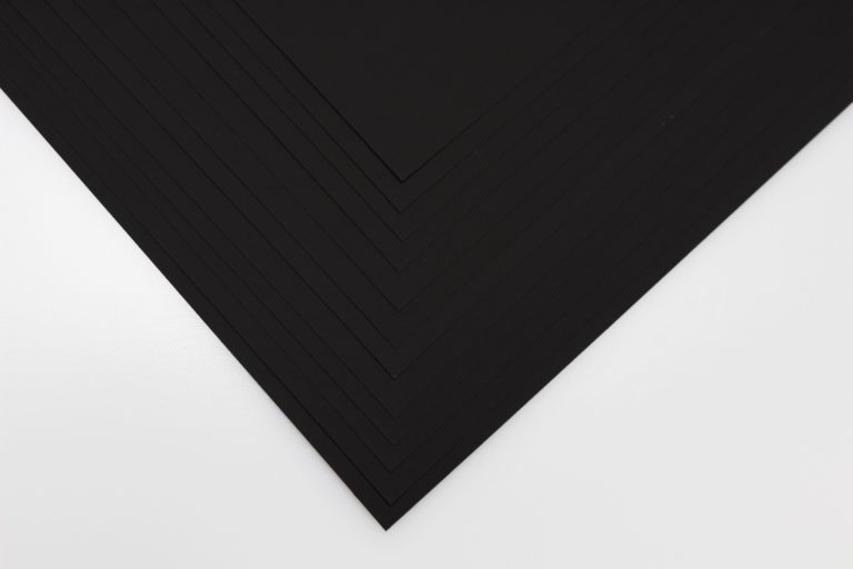 什么是黑触感鸭绒纸?