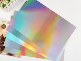 彩虹卡纸的用途